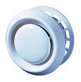 Анемостат для вентиляции в бане и сауне