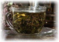 О пользе зеленого чая в бане и сауне