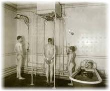 Исторические факты о русской бане и европейской сауне