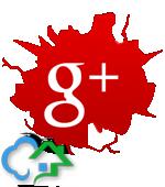 Страница о бане в Google+