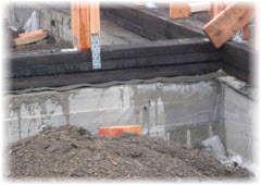 Защита деревянных деталей сруббов