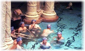 Факты о бане. Римские термы