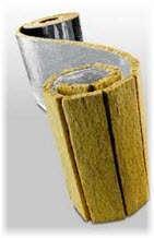 Фольгированный утеплитель для бани и сауны. Фото