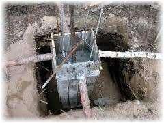 Фундамент и грунтовые воды