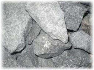 Камни для печей бань и саун. Габбродиабаз