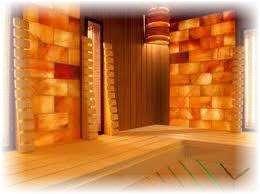 Соль из Гималаев для бань. Фото