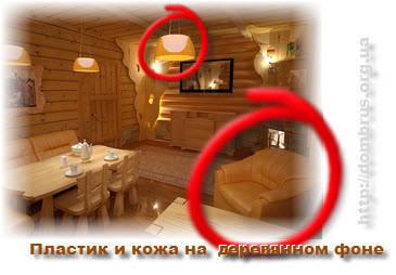 Особенности интерьера комнаты отдыха бани. Фото