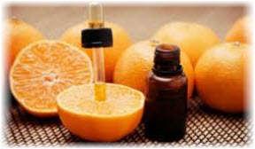 Мандариновое масло цитрусовых