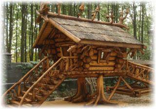 Традиция выбора места для строительства дома