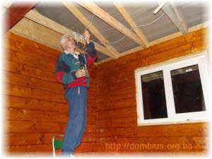 Монтаж потолков из пластиковой вагонки своими руками. Фото