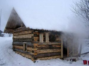 особенности настоящей русской бани