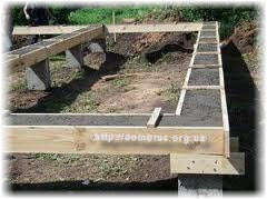 Делаем - Столбчатый фундамент своими руками. Фото. как копать?