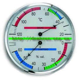 Термометры и гигрометры для бани и сауны