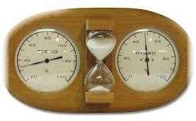 Термометры и измерители влажности для бани и сауны