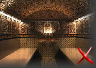 особенности помещения для хамама