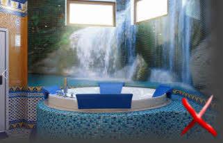 бассейн в хаммаме