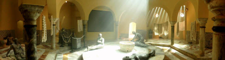 Хаммам или восточная баня